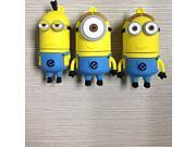Despicable Me 2 Minions 3 Pack 8GB USB Flash Drive, Dave, Kevin, Stuart 9SIA3YC3AY3632
