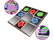 Xbox Metal Dance Pad V 3.0 Dance Revolution DDR game