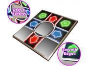 Xbox Metal Dance Pad V 3.0 Dance Revolution DDR game