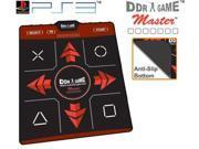 DDR Super Sen Master Non Slip Dance Pad for PS3 & PC
