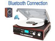 Boytone BT-37M-C Record Player Turntable USB Send Audio to B
