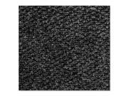 Crown Marathon Wiper/Scraper Mat, Polypropylene/Vinyl, 36 x 60, Anthracite 1F9-000E-000C7