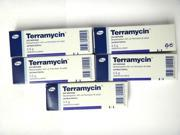 5 BOX TERRAMYCIN 3.5g USA SELLER  ANTIBIOTIC PET EYE OINTMENT FOR DOG,CAT,HORSE (FARM ANIMALS) EXPIRY  2018 NOT FROM INDONESIA BAR CODE TRACEABLE SHIPS FROM FL NOT INDONESIA OR TURKEY DON`T WAIT