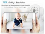 Sricam SP012 Wireless Pan Tilt 720P Security Network CCTV IP Camera Night Vision WIFI Webcam White