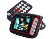 "1.8"" FM Transmitter Car MP3 MP4 Player SD Reader 8GB"