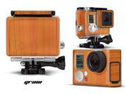 GoPro Hero 3+ Camera & Case Vinyl Skin Decal - Grain