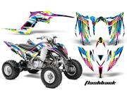 2013 2014 Yamaha Raptor 700 AMRRACING ATV Graphics Decal Kit Flashback