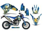 2007 2013 Yamaha WR 250R^^07 13 WR 250X AMRRACING MX Graphics Decal Kit Iron Maiden LAD