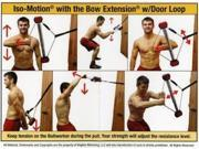 Bow Extension from Bullworker includes FREE Iso Bow
