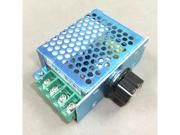AC 110V 3000W SCR 110VAC Electronic Voltage Regulator Speed Controller Governor Thermostat Dimming
