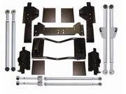 Rubicon Express RE8330 Extreme Duty Suspension Upgrade Kit