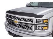 Auto Ventshade 436004 Aeroskin II Hood Protector&#59; Matte Black Fits 1500 Ram 1500