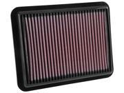 K&N Filters 33-5038 Air Filter Fits 16 iA