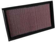 K&N Filters 33-3036 Air Filter Fits 15 Passat 9SIABXT5DN1390