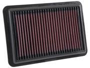 K&N Filters 33-5050 Air Filter Fits 17 Elantra 9SIV04Z5SR1708