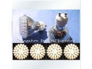 Energy Saving Lamp Cup LED 38 beads 220V GU10 large glass E064 10PCS 9SIA43W2CM4344