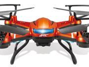 JJRC H12W-A WIFI FPV 4CH 6-Axis With 2.0MP Camera One Key Return RC Quadcopter Orange