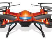 JJRC H12W-A WIFI FPV 4CH 6-Axis With 2.0MP Camera One Key Return RC Quadcopter Orange