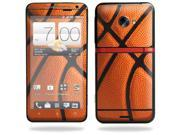 Mightyskins Protective Vinyl Skin Decal Cover for HTC Evo 4G LTE Sprint Cell Phone wrap sticker skins Basketball