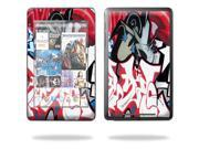 """MightySkins Protective Skin Decal Cover for Google Nexus 7 tablet 7"""" inch screen stickers skins Graffiti Mash Up"""