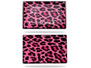 MightySkins Protective Vinyl Skin Decal Cover for Asus Eee Pad Transformer TF101 sticker skins Pink Leopard