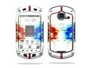 Mightyskins Protective Vinyl Skin Decal Cover for Casio G'zOne Commando C711 B GzOne wrap sticker skins Hot And Cold 9SIA4431BJ1134