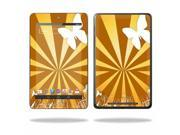 """Mightyskins Protective Skin Decal Cover for Asus Google Nexus 7 Tablet with 7"""" screen wrap sticker skins Brown Butterfly"""