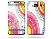Mightyskins Protective Skin Decal Cover for Motorola Droid Razr Hd & Razr Maxx HD Cell Phone wrap sticker skins Lollipop Swirls