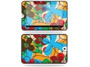 Mightyskins Protective Vinyl Skin Decal Cover for Toshiba Thrive 10.1 Android Tablet wrap sticker skins Funky Flowers