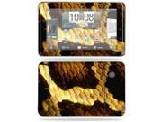 MightySkins Protective Vinyl Skin Decal Cover for HTC EVO View 4G Android Tablet Sticker Skins Python