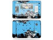 MightySkins Protective Vinyl Skin Decal Cover for HTC EVO View 4G Android Tablet Sticker Skins Hip Splatter