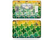 MightySkins Protective Vinyl Skin Decal Cover for HTC EVO View 4G Android Tablet Sticker Skins Color Swatch