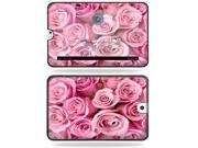 Mightyskins Protective Vinyl Skin Decal Cover for Toshiba Thrive 10.1 Android Tablet wrap sticker skins Pink Roses