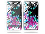 Mightyskins Protective Vinyl Skin Decal Cover for Motorola Droid Razr Maxx Android Smart Cell Phone wrap sticker skins - Leaf Splatter