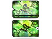 Mightyskins Protective Vinyl Skin Decal Cover for Toshiba Thrive 10.1 Android Tablet wrap sticker skins Mystical Butterfly