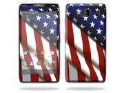 MightySkins Protective Skin Decal Cover for Motorola Droid Razr Hd & Razr Maxx HD Cell Phone Sticker Skins American Pride