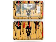 MightySkins Protective Vinyl Skin Decal Cover for HTC EVO View 4G Android Tablet Sticker Skins Dripping Blood