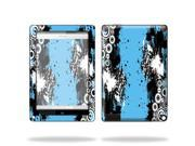 """Mightyskins Protective Skin Decal Cover for Barnes & Noble Nook HD+ 9"""" inch Tablet wrap sticker skins Hip Splatter"""