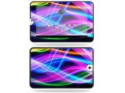 Mightyskins Protective Vinyl Skin Decal Cover for Toshiba Thrive 10.1 Android Tablet wrap sticker skins Light waves