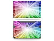 """Mightyskins Protective Vinyl Skin Decal Cover for Samsung Series 7 Slate 11.6"""" Inch Tablet wrap sticker skins Rainbow Exp"""