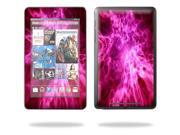 """MightySkins Protective Skin Decal Cover for Google Nexus 7 tablet 7"""" inch screen stickers skins Red Mystic"""