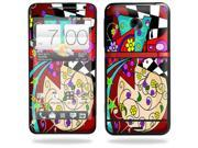 Mightyskins Protective Vinyl Skin Decal Cover for HTC Evo 4G LTE Sprint Cell Phone wrap sticker skins Eye Candy