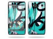 Mightyskins Protective Skin Decal Cover for Motorola Droid Razr Hd & Razr Maxx HD Cell Phone wrap sticker skins Graffiti Tagz