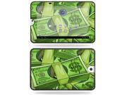 MightySkins Protective Vinyl Skin Decal Cover for Toshiba Thrive 10.1 Android Tablet sticker skins Benjamins