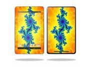 """Mightyskins Protective Skin Decal Cover for Asus Google Nexus 7 Tablet with 7"""" screen wrap sticker skins Fractal Works"""