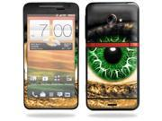 Mightyskins Protective Skin Decal Cover for HTC Evo 4G LTE Sprint Cell Phone T-Mobile wrap sticker skins Eye On You
