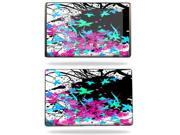 MightySkins Protective Vinyl Skin Decal Cover for Asus Eee Pad Transformer TF101 sticker skins Leaf Splatter