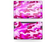 """Mightyskins Protective Vinyl Skin Decal Cover for Samsung Series 7 Slate 11.6"""" Inch Tablet wrap sticker skins Pink Camo"""