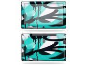 """Mightyskins Protective Vinyl Skin Decal Cover for Samsung Series 7 Slate 11.6"""" Inch Tablet wrap sticker skins Graffiti Tagz"""