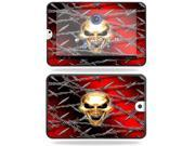 MightySkins Protective Vinyl Skin Decal Cover for Toshiba Thrive 10.1 Android Tablet sticker skins Pure Evil